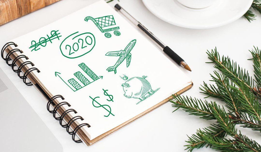 5 résolutions simples pour débuter l'année du bon pied!